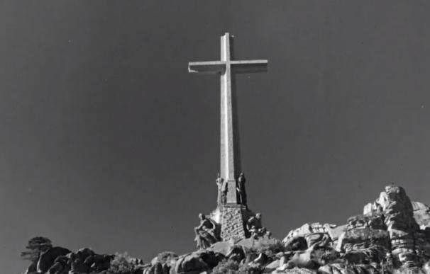 La cruz de 'El valle de los caídos'