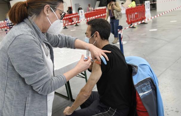 Vacunación AstraZeneca