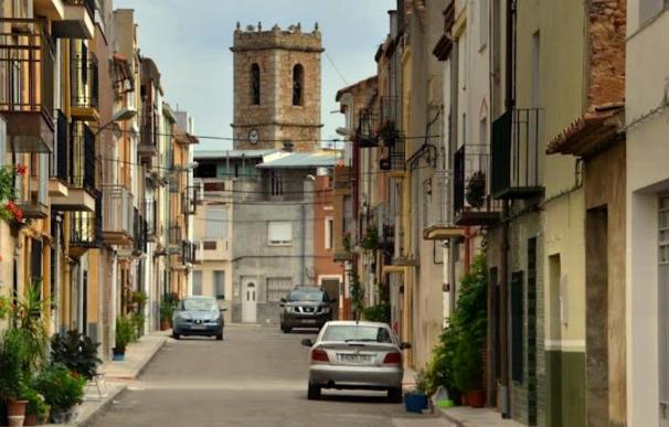 El pueblo de La Torre d'en Doménec situado en Castellón.