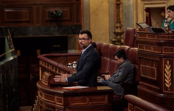 14/11/2020 Pablo Cambronero, diputado de Ciudadanos por Sevilla POLÍTICA CIUDADANOS