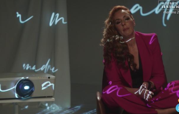Rocío Carrasco, en el documental de Telecinco
