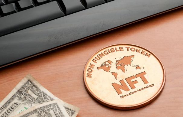 NFT, token moneda virtual