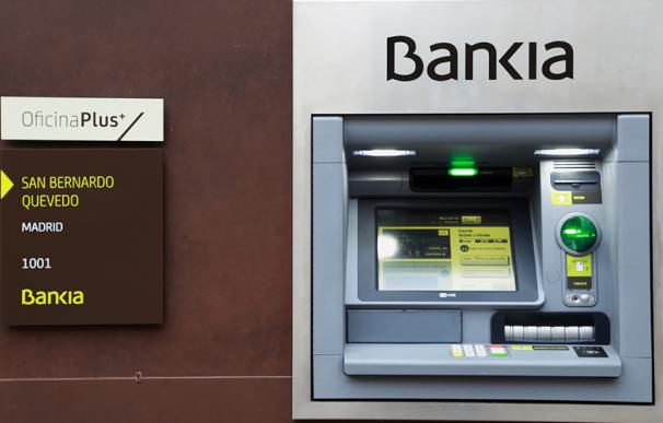 Bankia cajero