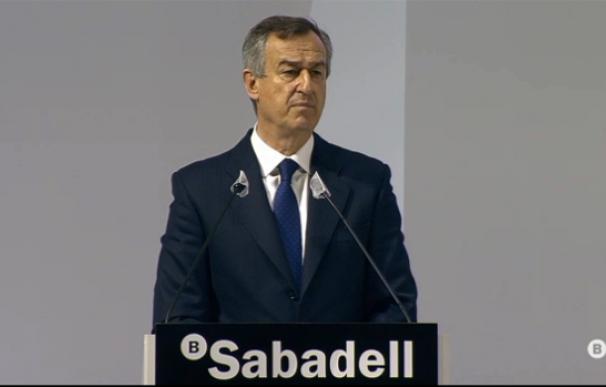 César González-Bueno, nuevo consejero delegado de Banco Sabadell.