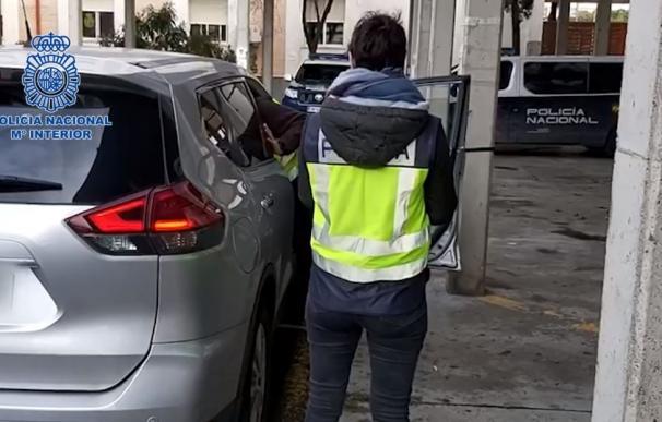 Un detenido en Sevilla