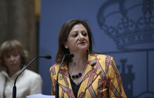 La secretaria de Estado de Asuntos Exteriores y para Iberoamérica y el Caribe, Cristina Gallach.