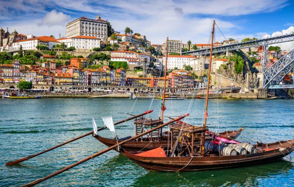 Oporto, uno de los mejores lugares de Portugal para jubilarse.
