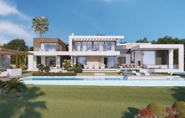 El precio medio de la vivienda de lujo en España supera los 4 millones en lo que va de año, según LuxuryEstate (Foto de ARCHIVO) 20/2/2019