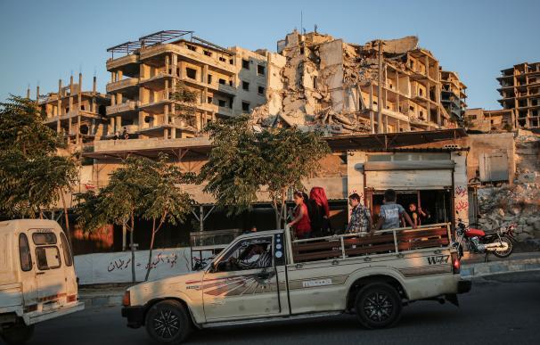 Imagen de archivo de siria