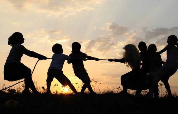 Menores dañan comunidad de vecinos