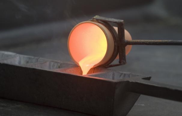Fundición de cobre de Glencore en Alumbrera (Argentina)