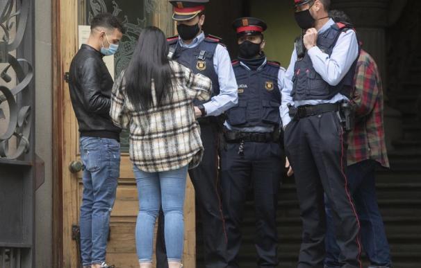 Uno de los cuatro participantes, uno supuestamente como autor y otros tres cooperadores necesarios de la violación múltiple a una joven de 18 años