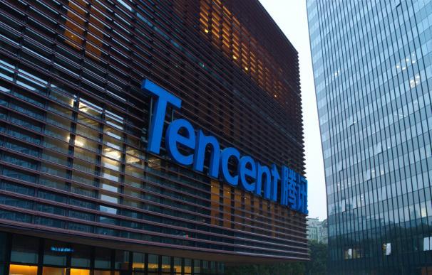Imagen de Tencent