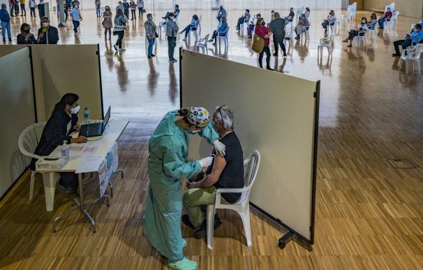vacunas España hospital