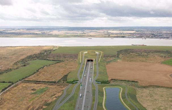 ACS Ferrovial túnel UK
