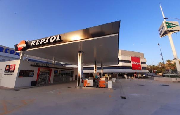 Gasolinera Jerez