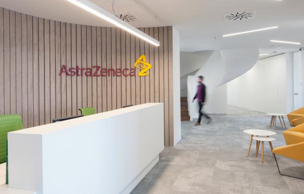 Sede en España de AstraZeneca.