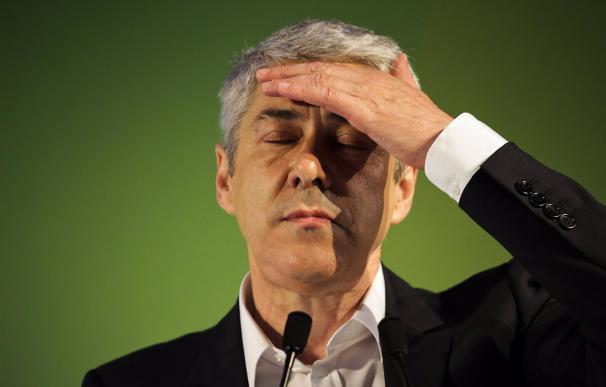 El exprimer ministro portugués José Sócrates