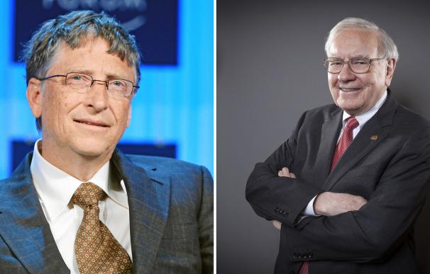 Bill Gates y Warren Buffett dejaron varias ditracciones para centrarse en sus respectivos trabajos.