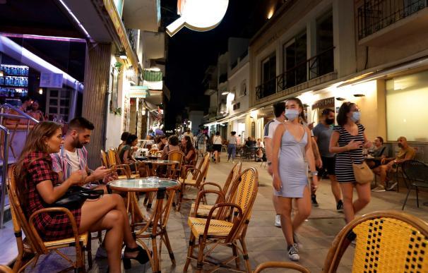 Las calles de Sitges.