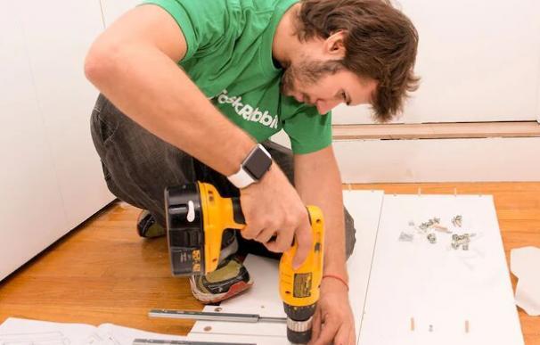 TaskRabbit, la empresa de montaje de IKEA.