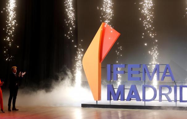Nuevo logo Ifema
