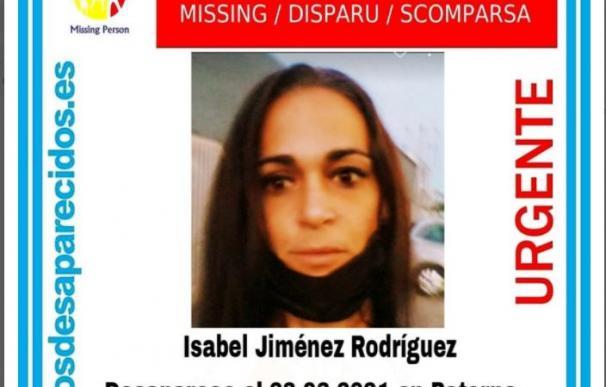 Isabel, desaparecida