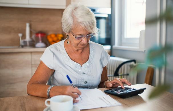 Estos son los beneficios fiscales en la Renta para los pensionistas.