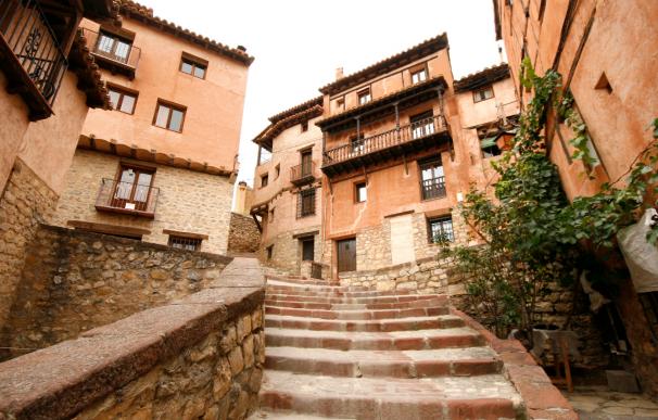 Albarracín (Teruel es uno de los pueblos con más turismo rural de España.