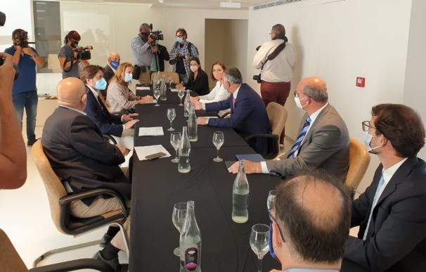 Maroto se reúne con la confederación española de hoteles y alojamientos turísticos (Cehat)