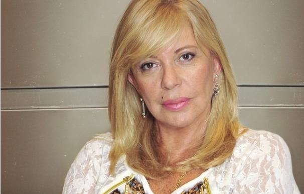 Barbara Rey (Foto de ARCHIVO) 25/8/2018
