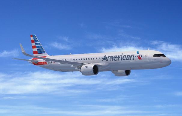A321XLR de American Airlines