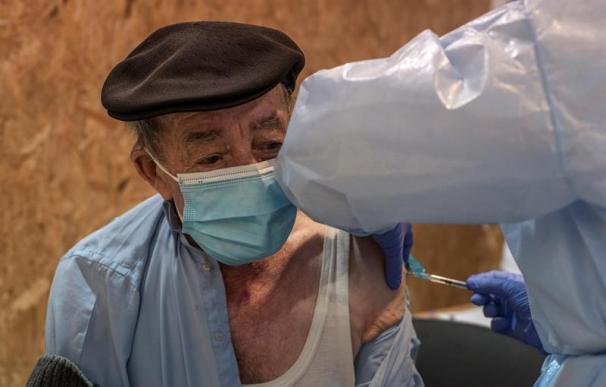 vacunación 80 años