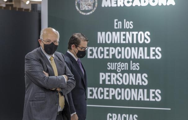 El presidente de Mercadona, Juan Roig