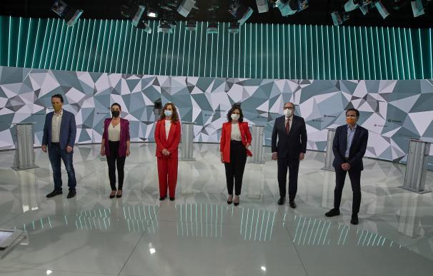 debate telemadrid elecciones