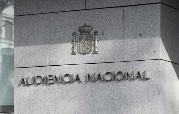 fachada de la Audiencia Nacional (Madrid)