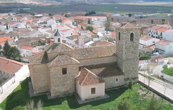 El municipio madrileño de Fuentidueña del Tajo.