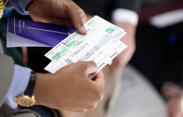 Tasa verde a los billetes de avión.