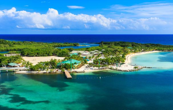 Roatán (Honduras) es una isla del Caribe con buenas ofertas en el mercado inmobiliario.
