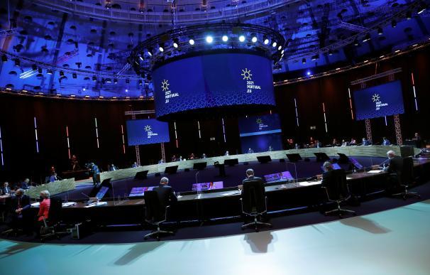 Los líderes europeos reanudaron las negociaciones con India durante la cumbre celebrada este sábado en la ciudad lusa de Oporto.