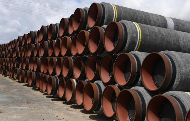 Secciones de un oleoducto.