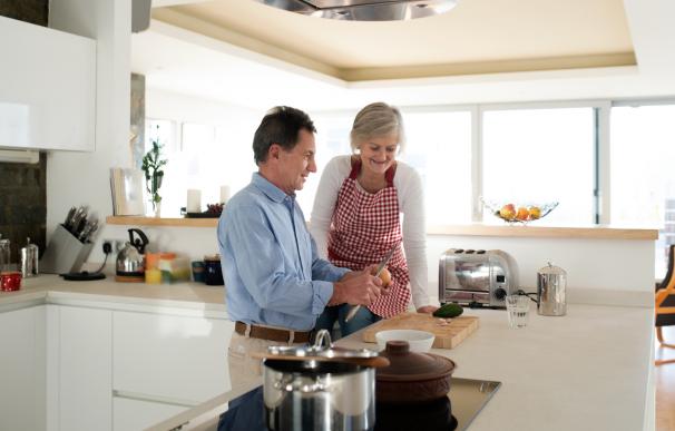 La cuantía de la pensión de jubilación de amos de casa creció en 2021.