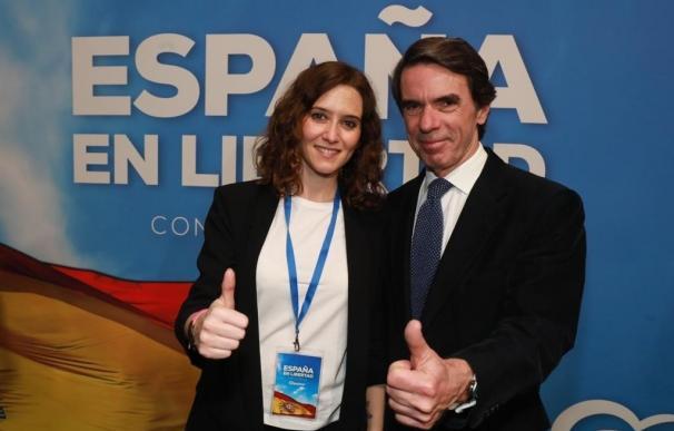 Ayuso y Aznar
