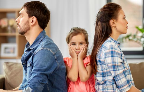 Errores de padres divorciados en la Renta.