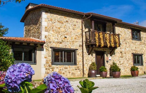 Hotel La Calma en Ribadesella, Asturias.
