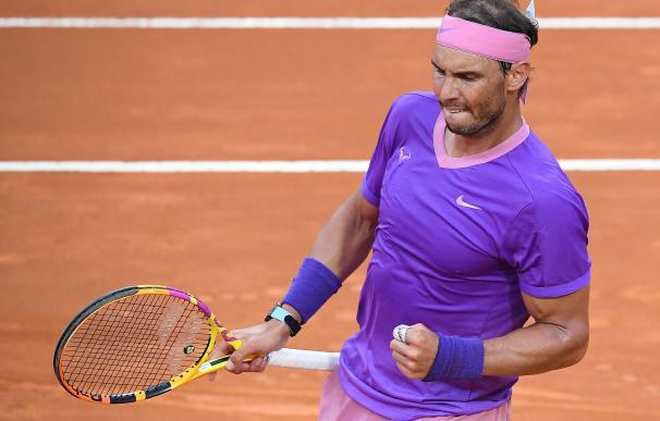 Rafa Nadal derrota a Djokovic