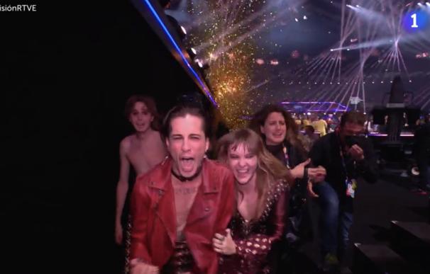 Italia gana 'Eurovisión 2021'