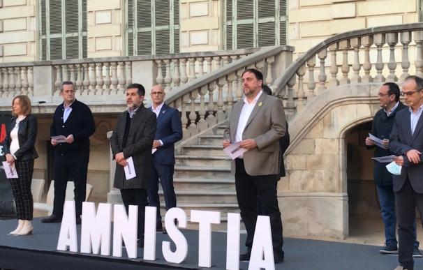 El Supremo se opone a los indultos a los presos del 'procés'