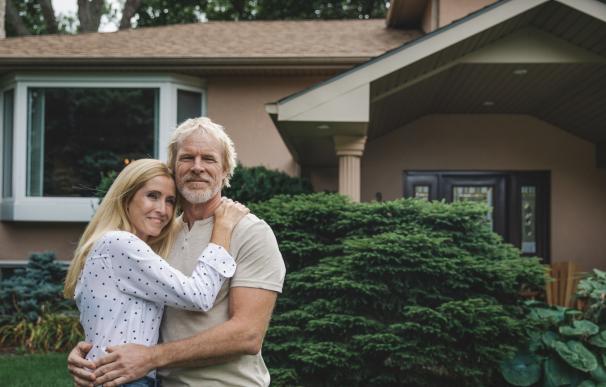 La herencia de una vivienda abre varias opciones para rentabilizar su uso.