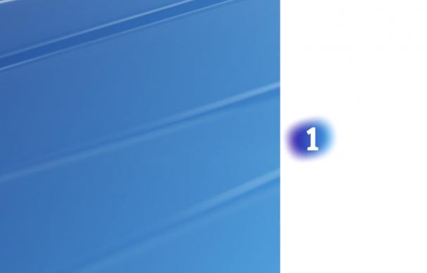 Continuidad plana de La 1 de TVE